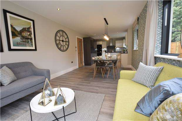 4 Bedrooms Detached House for sale in Plot 2 The Paddocks, Players Close, Hambrook, Bristol, BS16 1SX