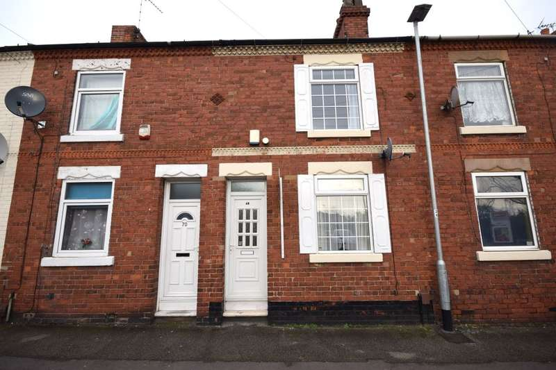 2 Bedrooms Property for sale in Westfield Lane, Mansfield, NG19