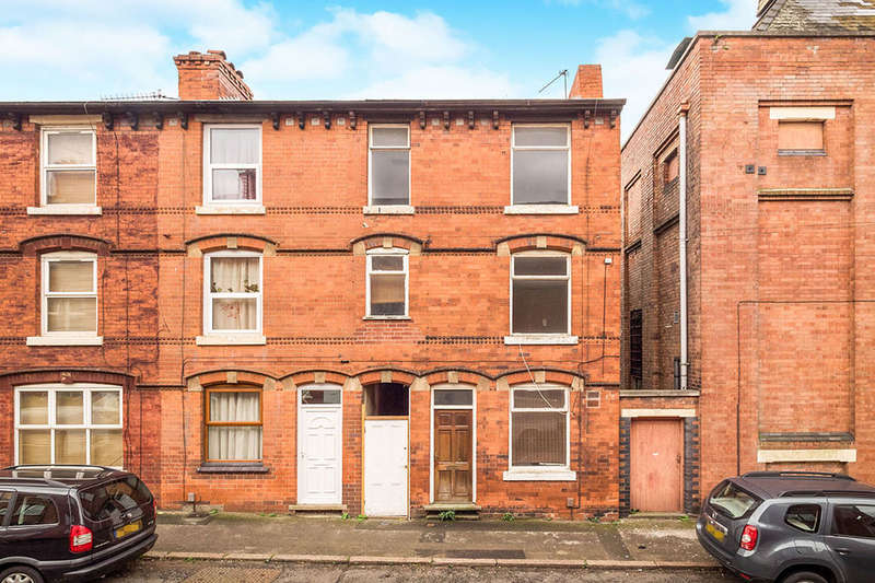 3 Bedrooms Property for sale in Eland Street, Nottingham, NG7