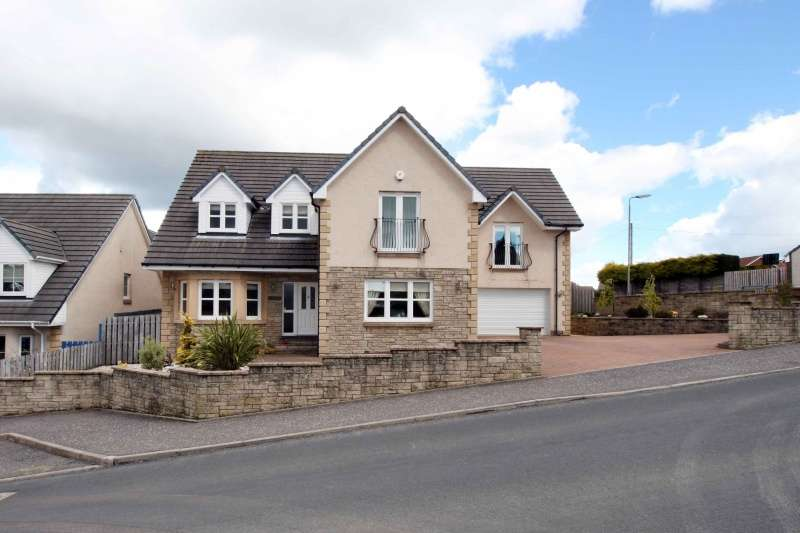 4 Bedrooms Detached Villa House for sale in Wallacestone Brae, Falkirk, FK2 0DH