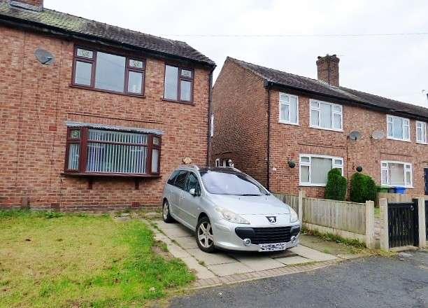 3 Bedrooms House for sale in Windmill Lane, Penketh, Warrington