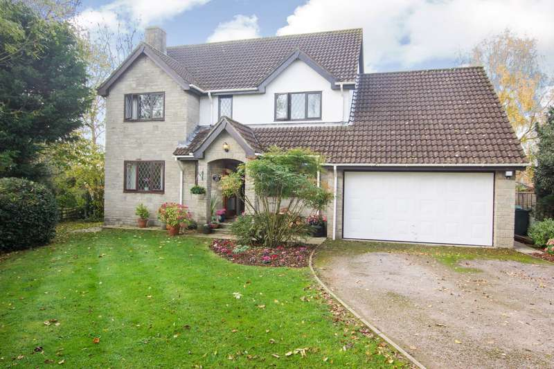 4 Bedrooms Detached House for sale in Lodge Lane, Nailsea, BS48