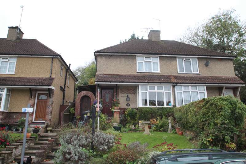 3 Bedrooms Semi Detached House for sale in 3 BED CHARACTER SEMI WITH LARGE PLOT CLOSE TO TOWN