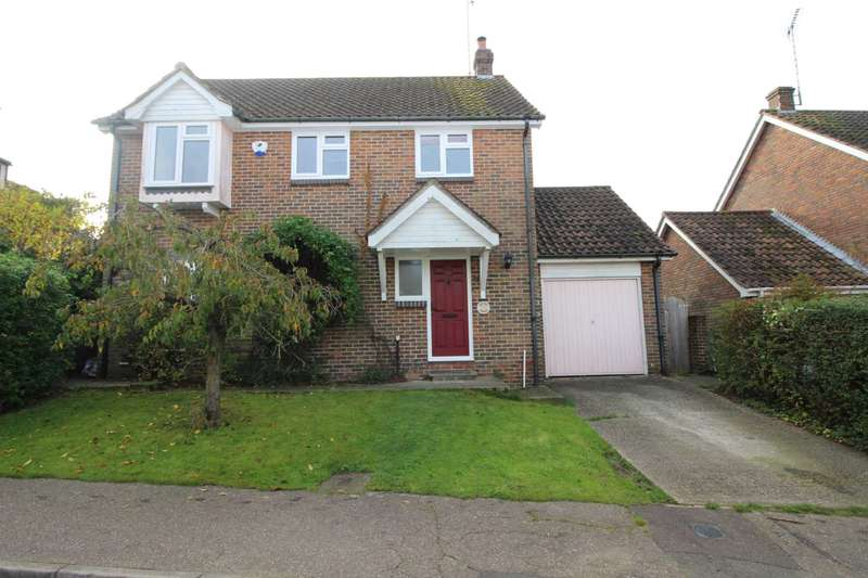 4 Bedrooms Detached House for sale in Robinsbridge Road, Coggeshall