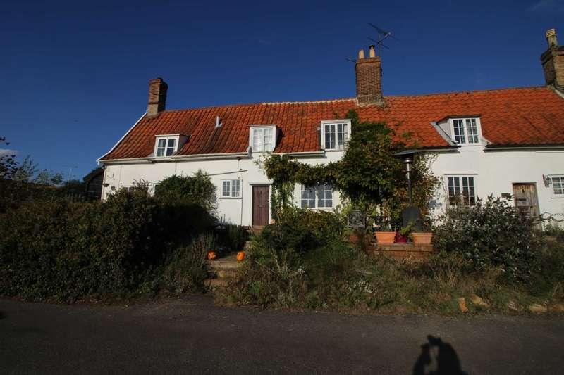2 Bedrooms Terraced House for sale in Low Road, Woodbridge