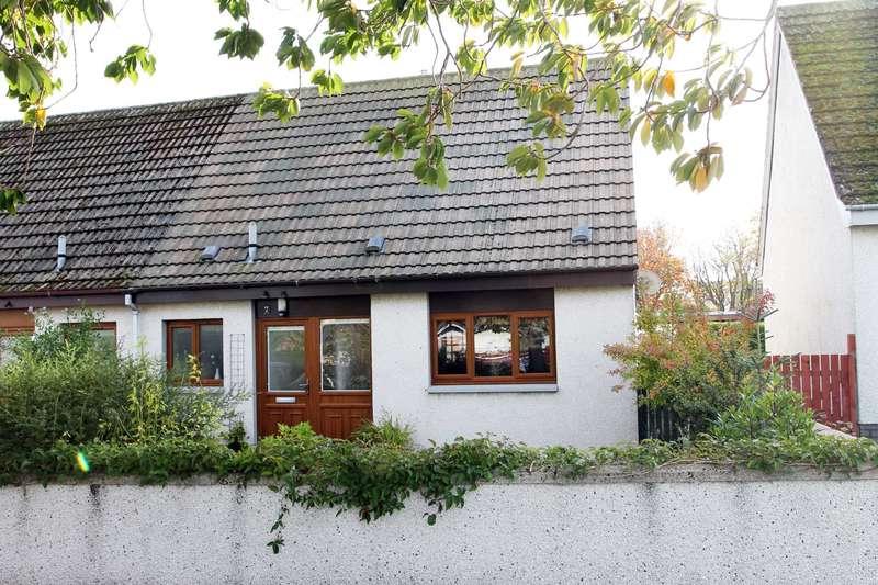 3 Bedrooms Semi Detached House for sale in CLOSING DATE SET 17 NOVEMBER 12PM Glenelg Gardens, Nairn