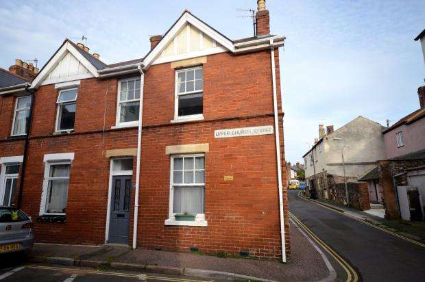 2 Bedrooms End Of Terrace House for sale in Upper Church Street, Exmouth, Devon