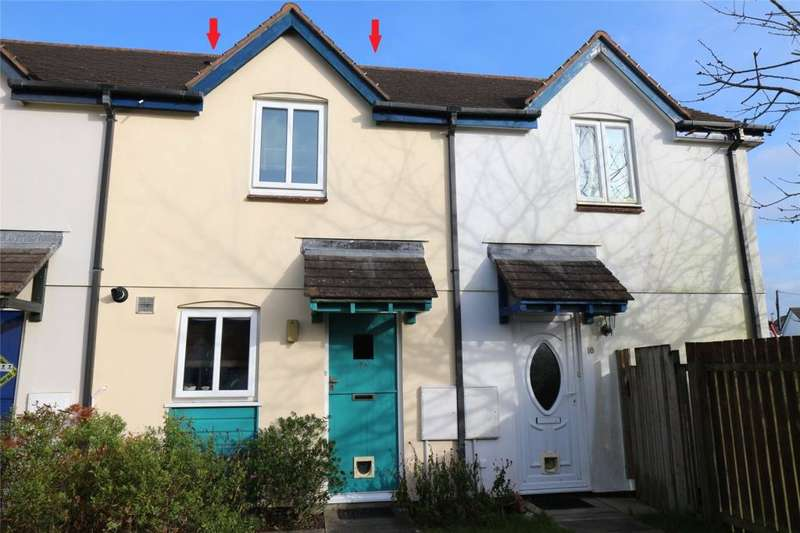 2 Bedrooms Terraced House for sale in Park An Gwarry, Carnon Downs, Truro