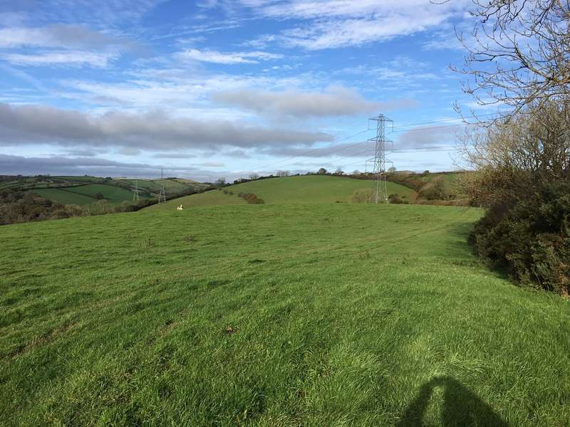 Land Commercial for sale in Tilland Mill Farm, Tideford