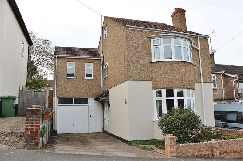 4 Bedrooms Detached House for sale in Clive Road, Belvedere, Kent, DA17 5BJ
