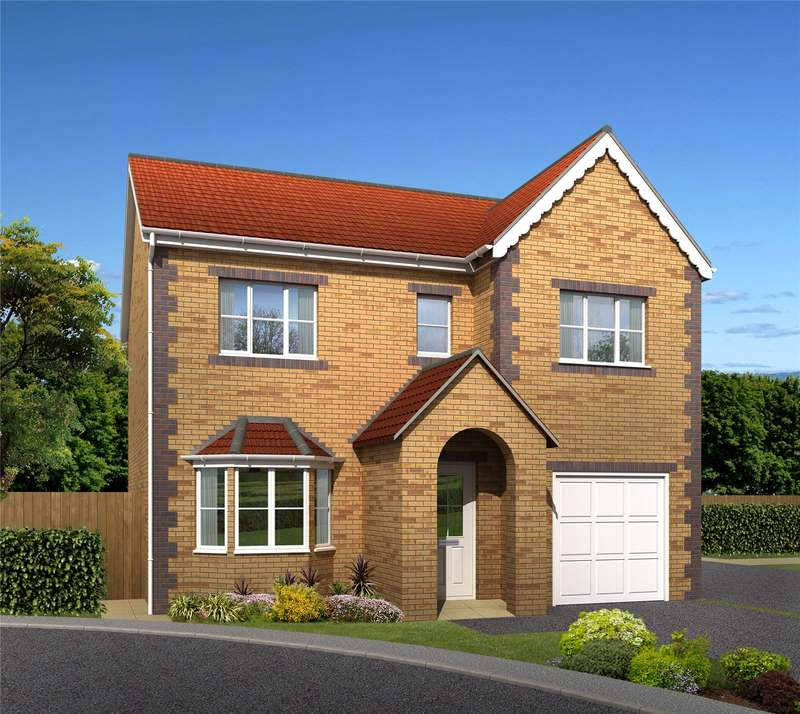 4 Bedrooms Detached House for sale in Park Avenue, Royston, Barnsley, South Yorkshire, S71