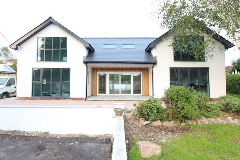 5 Bedrooms Detached House for sale in Bassaleg Road, Newport, NP20