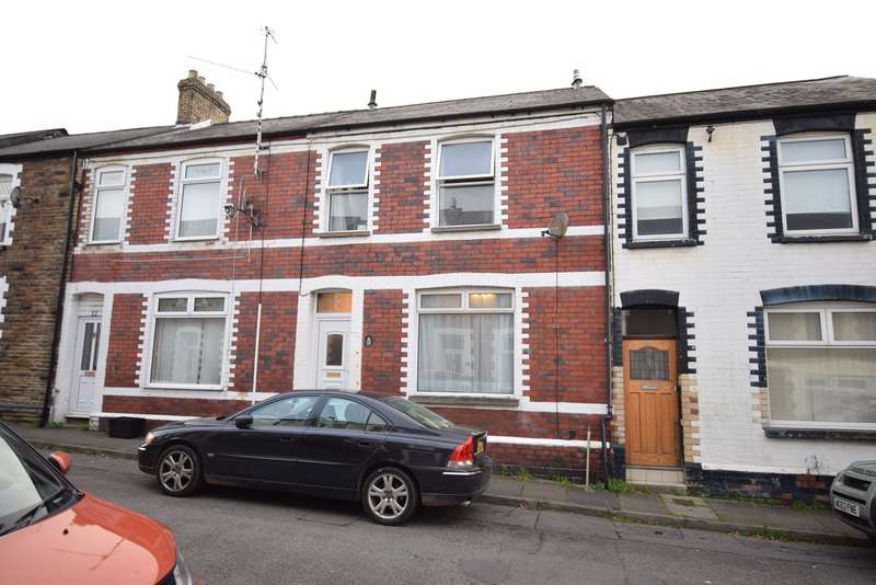 2 Bedrooms Terraced House for sale in Windsor Road, Griffithstown, Pontypool, NP4