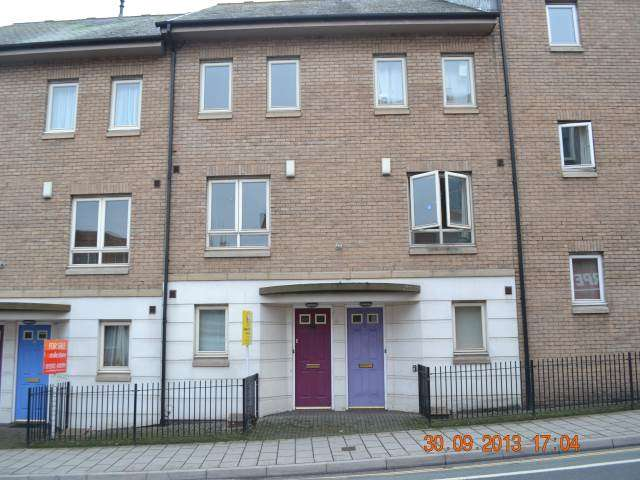 4 Bedrooms Town House for rent in Augusta Court, Market Street, Exeter
