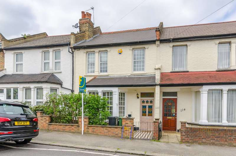 3 Bedrooms House for rent in Crofton Park Road, Brockley, SE4