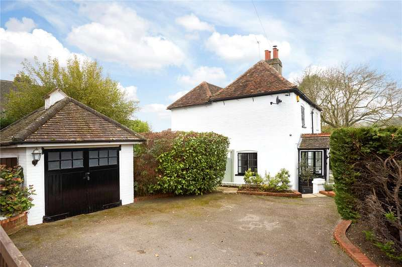 2 Bedrooms Semi Detached House for sale in West Hill, Epsom, Surrey, KT19