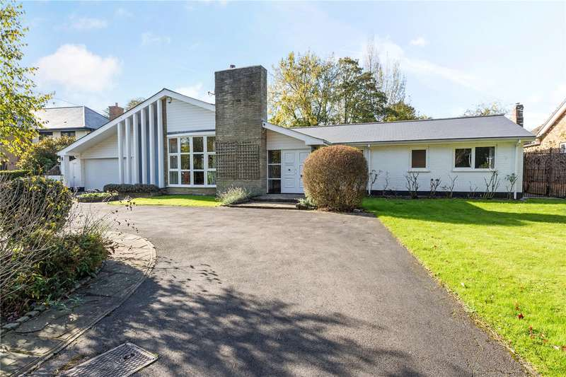 6 Bedrooms Detached Bungalow for sale in Chauntry Road, Maidenhead, Berkshire, SL6