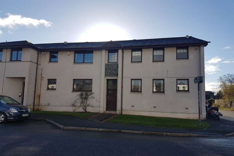 2 Bedrooms Flat for rent in Ladyknowe Court, Moffat, DG10