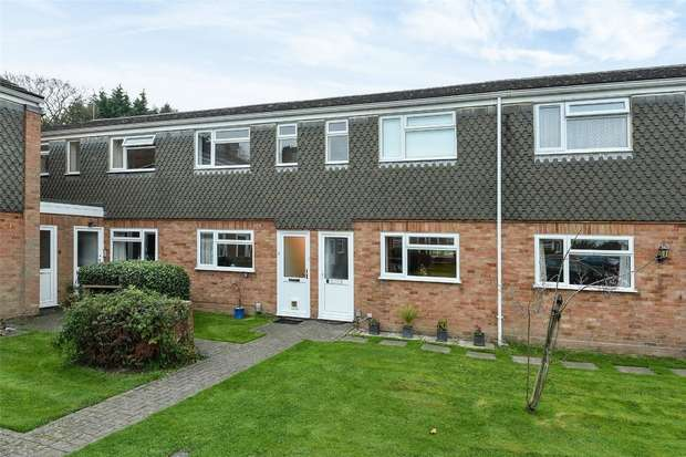 2 Bedrooms Maisonette Flat for sale in Battys Barn Close, WOKINGHAM, Berkshire