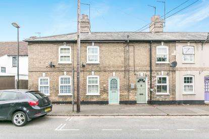 2 Bedrooms Terraced House for sale in Sudbury, Suffolk