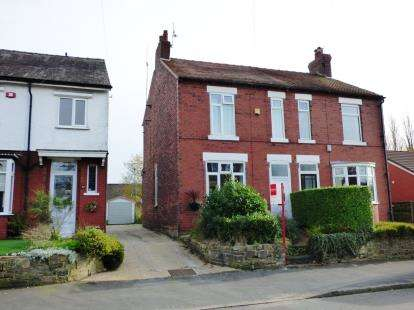 2 Bedrooms Semi Detached House for sale in Windlehurst Road, High Lane, Stockport, Cheshire