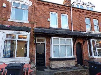 2 Bedrooms Terraced House for sale in Hubert Road, Selly Oak, Birmingham, West Midlands