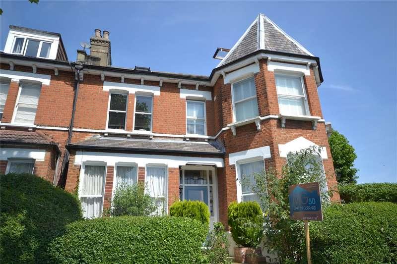 2 Bedrooms Maisonette Flat for sale in Stapleton Hall Road, Stroud Green, London, N4