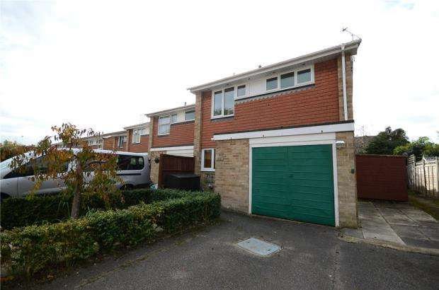 3 Bedrooms End Of Terrace House for sale in Holmewood Close, Wokingham, Berkshire