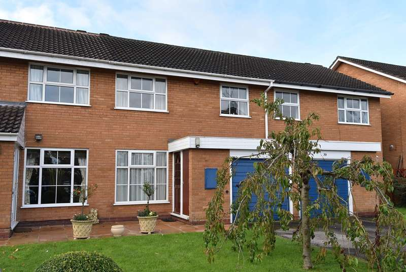 3 Bedrooms Terraced House for sale in Berberry Close, Bournville, Birmingham, B30