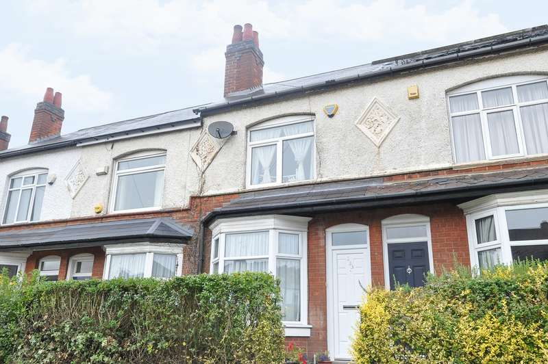 2 Bedrooms Terraced House for sale in Fordhouse Lane, Stirchley, Birmingham, B30