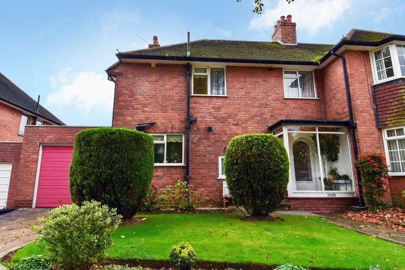 3 Bedrooms Semi Detached House for sale in Shenley Fields Road, Bournville Village Trust, Birmingham, B29