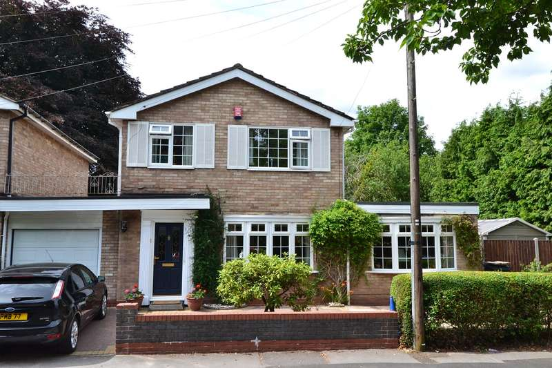3 Bedrooms Detached House for sale in Hayfield Road, Moseley, Birmingham, B13
