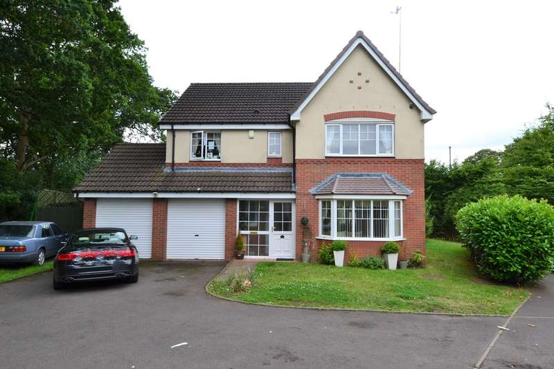 4 Bedrooms Detached House for sale in Birch Avenue, Northfield, Birmingham, B31