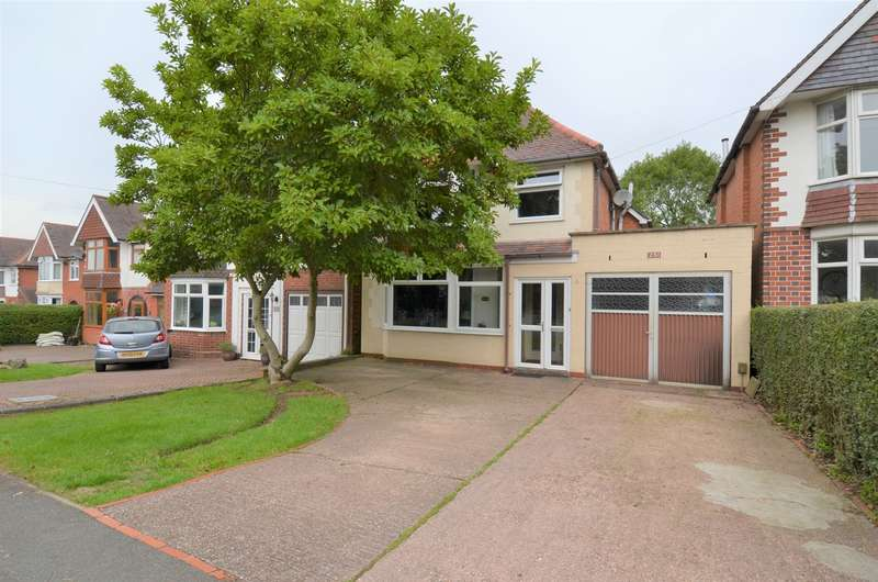 3 Bedrooms Detached House for sale in Old Birmingham Road, Marlbrook, Bromsgrove, B60