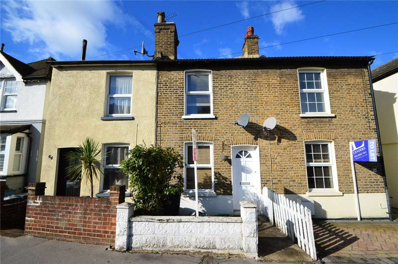 2 Bedrooms Terraced House for sale in St Peters Street, South Croydon