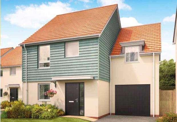 4 Bedrooms Semi Detached House for sale in Camomile Lawn, Weston Lane, Totnes, Devon
