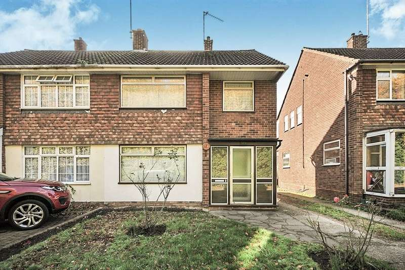 3 Bedrooms Semi Detached House for sale in St. Georges Road, Swanley, BR8