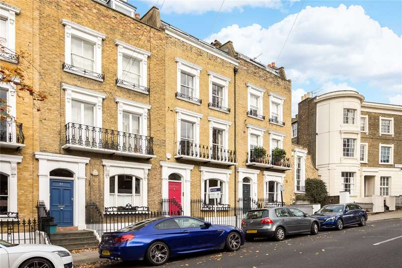6 Bedrooms Terraced House for sale in Huntingdon Street, London, N1