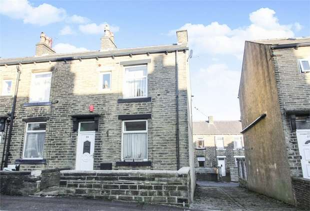 3 Bedrooms End Of Terrace House for sale in Essex Street, Halifax, West Yorkshire