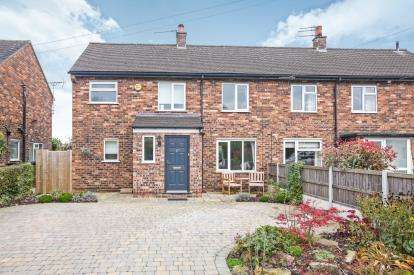 3 Bedrooms Semi Detached House for sale in Park House Lane, Prestbury, Macclesfield, Cheshire