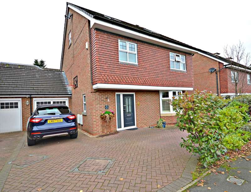 5 Bedrooms Detached House for sale in Ack Lane West, Cheadle Hulme
