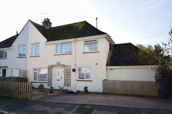 3 Bedrooms Semi Detached House for sale in Salters Meadows, Sidmouth
