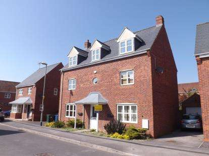 5 Bedrooms Detached House for sale in Wibberley Drive, Ruddington, Nottingham, Nottinghamshire