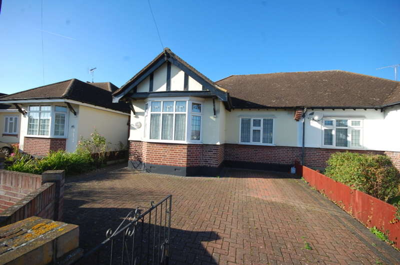 3 Bedrooms Semi Detached Bungalow for sale in Nalla Gardens, Chelmsford, CM1