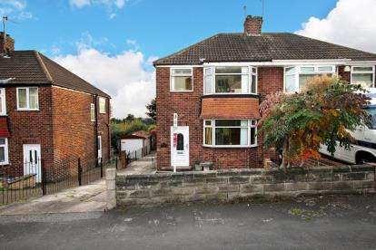 3 Bedrooms Semi Detached House for sale in Hungerhill Road, Kimberworth, Rotherham, South Yorkshire