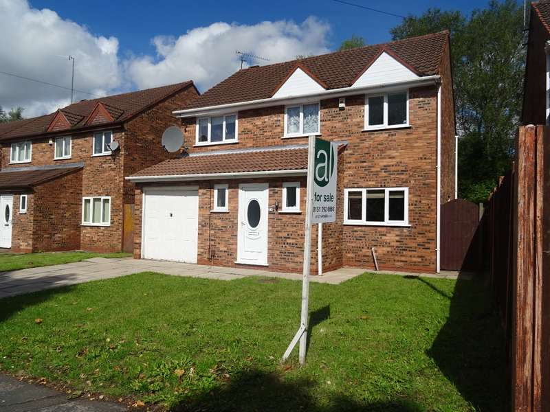 4 Bedrooms Detached House for sale in Sugar Lane Knowsley Village L34