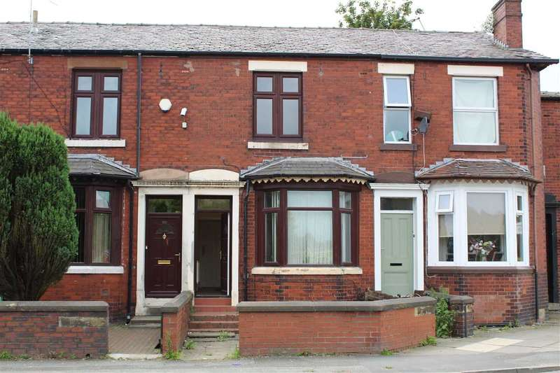3 Bedrooms Terraced House for sale in Whitworth Road, Rochdale