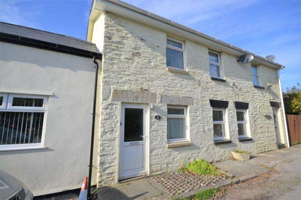 2 Bedrooms Terraced House for sale in Pengelly Cottages, Pengelly, Callington, Cornwall