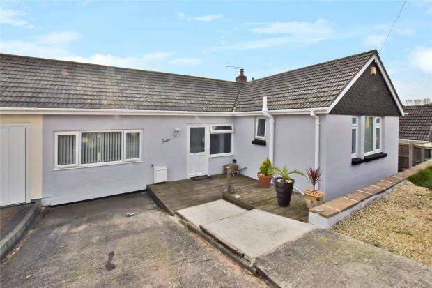 3 Bedrooms Semi Detached Bungalow for sale in Stella Road, Paignton, Devon