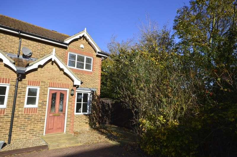 3 Bedrooms Semi Detached House for rent in Lodge Hill Lane, Chattenden, Rochester, ME3